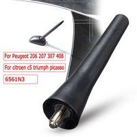 Voiture antenne courte pour Peugeot 206 207 307 407 408 pour Citroen C5 Triumph Picasso antenne 6561N3 pour bmw 1er e87