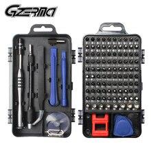 GZERMA juegos de herramientas de reparación de teléfonos inteligentes, Kit de destornilladores para iPhone, Samsung, PC, reloj, electrónica, teléfono móvil