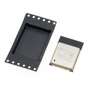 Image 4 - 10 قطعة ESP32 مجلس التنمية 30P/38P WiFi + بلوتوث فائقة منخفضة استهلاك الطاقة ثنائي النواة ESP 32 ESP 32S