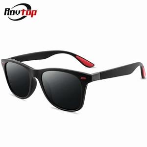 Image 1 - الكلاسيكية UV400 الاستقطاب نظارة شمس رياضية الرجال النساء القيادة نظارات إطار مربع نظارات شمسية سائق الذكور حملق Z2