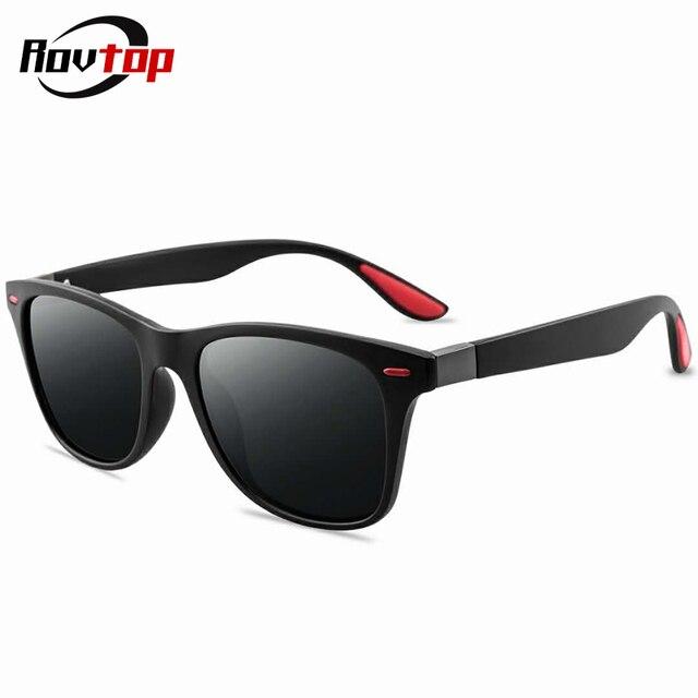 الكلاسيكية UV400 الاستقطاب نظارة شمس رياضية الرجال النساء القيادة نظارات إطار مربع نظارات شمسية سائق الذكور حملق Z2