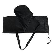 Wiosło kajakowe siatka transportowa torba z uchwytem do kajaków sporty wodne-130x25 cm