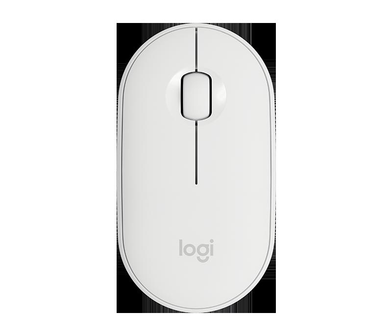 Pebble Mouse White
