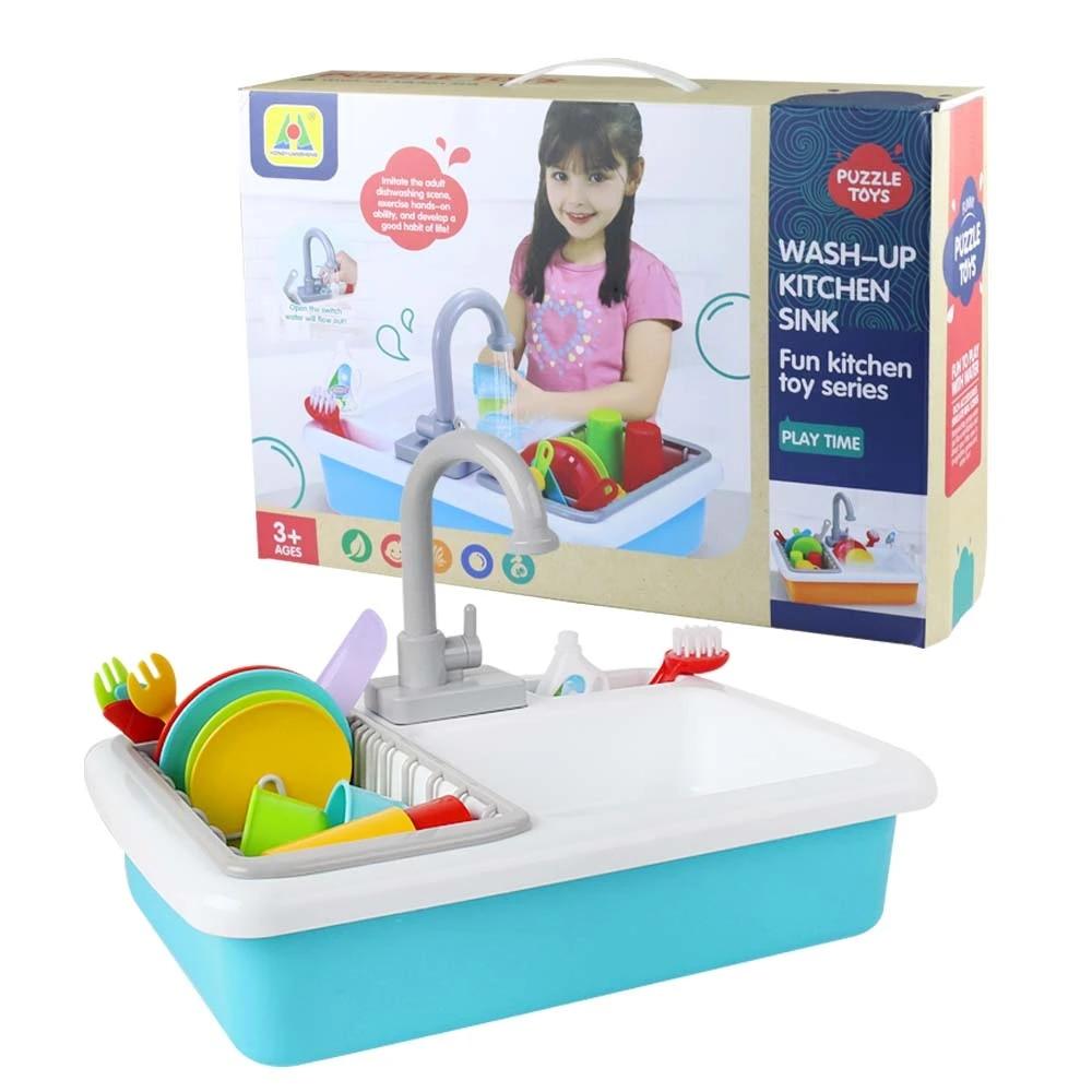 Freeshipping Simulation Electric Kitchen Set Toys For Girls Kids Sink Dishwasher Toys Kitchen Pretend Play Toys Kids Washing Toy Kitchen Toys Aliexpress