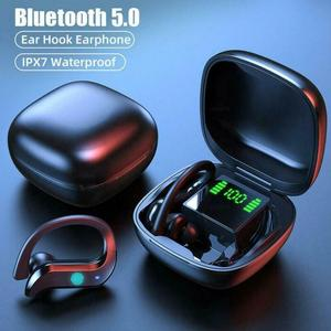 MD03 TWS True Wireless Earbuds Bluetooth 5.0 Earphones Fingerprint Touch Headset With Charging Box Handsfree For Sport Game