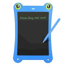 "Colors screen LCD Writing Tablet 8.5"" Drawing Handwriting Pad Message Board Kids Writing Board Educational puzzle(China)"