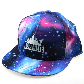 Cap Fortnite Hat Friends Embroidery Fortress Night Baseball Cap Cottons Adjustable Snapback Hats Anime Casual Birthday Gift Toy