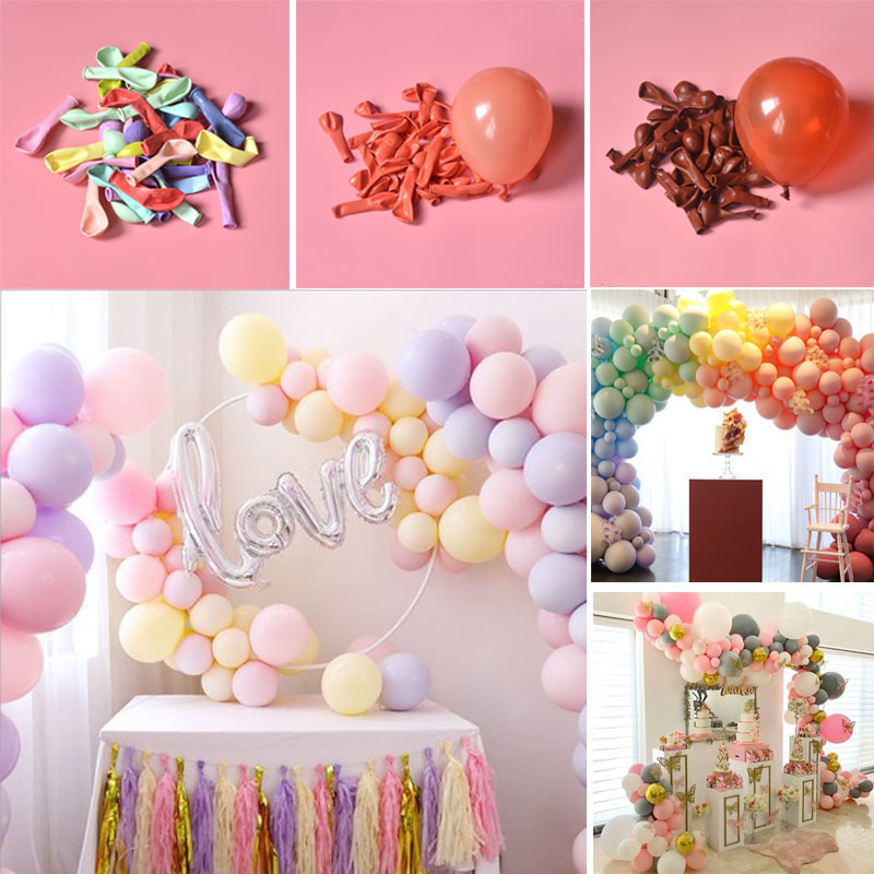 30-100 LARGE NEW Helium High Quality Party Birthday Wedding Balloons baloons