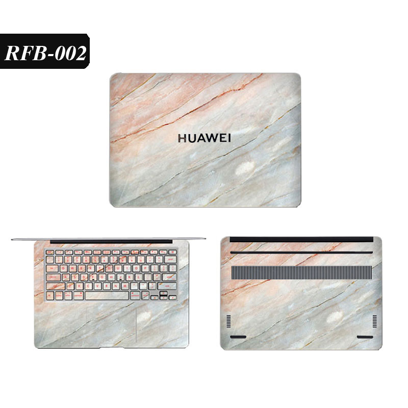 Laptop Stickers for Huawei Matebook <font><b>D</b></font> 14 inch <font><b>2019</b></font> PVC Vinyl Print Decal for HUAWEI MateBook <font><b>D</b></font> 15.6 <font><b>2019</b></font> notebook Sticker image