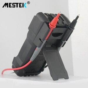 Image 3 - MESTEK DM90A מיני Multimeters הדיגיטלי מודד אוטומטי טווח Tester Multimetre 6000 ספירות עם טמפרטורת בדיקה Multitester