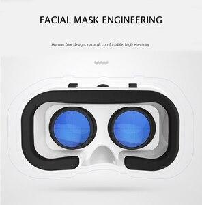 Image 3 - VR SHINECON ボックス 5 ミニ VR メガネ 3D メガネ仮想現実メガネ VR ヘッドセット Google の段ボール Smartp