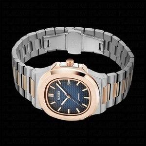 Image 4 - חדש שני טון זהב פטק שעון נאוטילוס 5711 מעצב שחייה גברים של שעון פלדת רצועת אופנה מקרית מכירה לוהטת AAA יוקרה שעונים