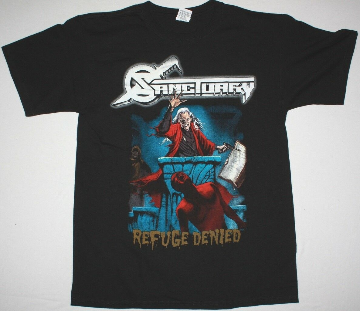 Control Denied The Fragile Art Of Existence T-shirt NOUVEAU Relapse Records TS4182