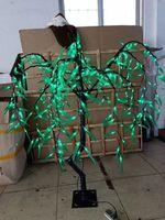 Venta https://ae01.alicdn.com/kf/H6994cec1cf8a45d4b2bc448fefce8c2bj/LED de 100 cm Artificial Willow llorando árbol luz 288 piezas LEDs de Color verde para.jpg