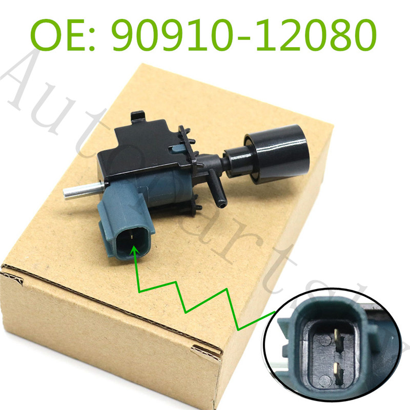 New Vacuum Switching Valve for LEXUS TOYOTA CAMRY AVALON OE 90910 12080 25860 74160 25860 74050 9091012080 2586074050|Valves & Parts| |  - title=