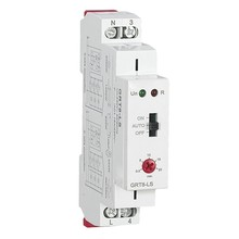 GRT8-LS Din Rail Staircase Switch Lighting Timer Switch 230VAC 16A 0.5-20Mins Delay Off Relay Light Switch(China)