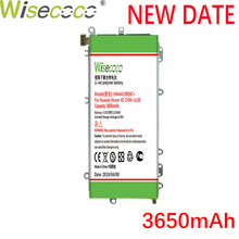 Wisecoco 3650mAh HB444199EBC+ Battery With Frame For Huawei Honor 4C CHM-UL00 CHM-U01 C8818 G Play Mini Phone Latest Production стоимость
