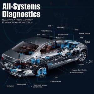 Image 3 - Autel MaxiCom MK808BT MK808 Scanner per lettore di codice strumento diagnostico automatico EPB SRS DPF