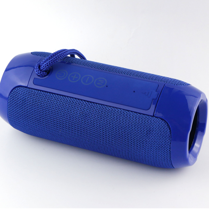 Portable Bluetooth Speaker Wireless Bass Column Waterproof Outdoor USB Speakers Support AUX TF Subwoofer Loudspeaker TG117 5