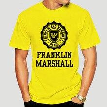 Camiseta logo infantil dos meninos franklin e marshall f e m em verde-manga curta-9402d