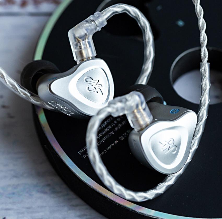 NF de Audio NM2 + Dual cavidad dinámica en la oreja música de alta fidelidad Monitor de aluminio de 2 Pin 0,78mm de Cable desmontable auriculares наушников Auriculares y audífonos    - AliExpress