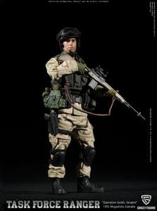 Image 4 - CrazyFigure LW005/LW006 1/12 US Delta Special Force mistrz sierżant Rangers zadanie 1993 mężczyzna żołnierz figurki