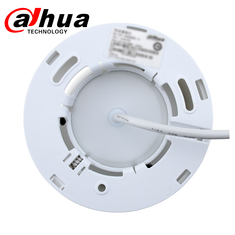 Wholesale Dahua IPC-HDW4433C-A POE Network Mini Dome Camera With Built-in Micro 4MP CCTV Camera 8pcs/Lot For CCTV System