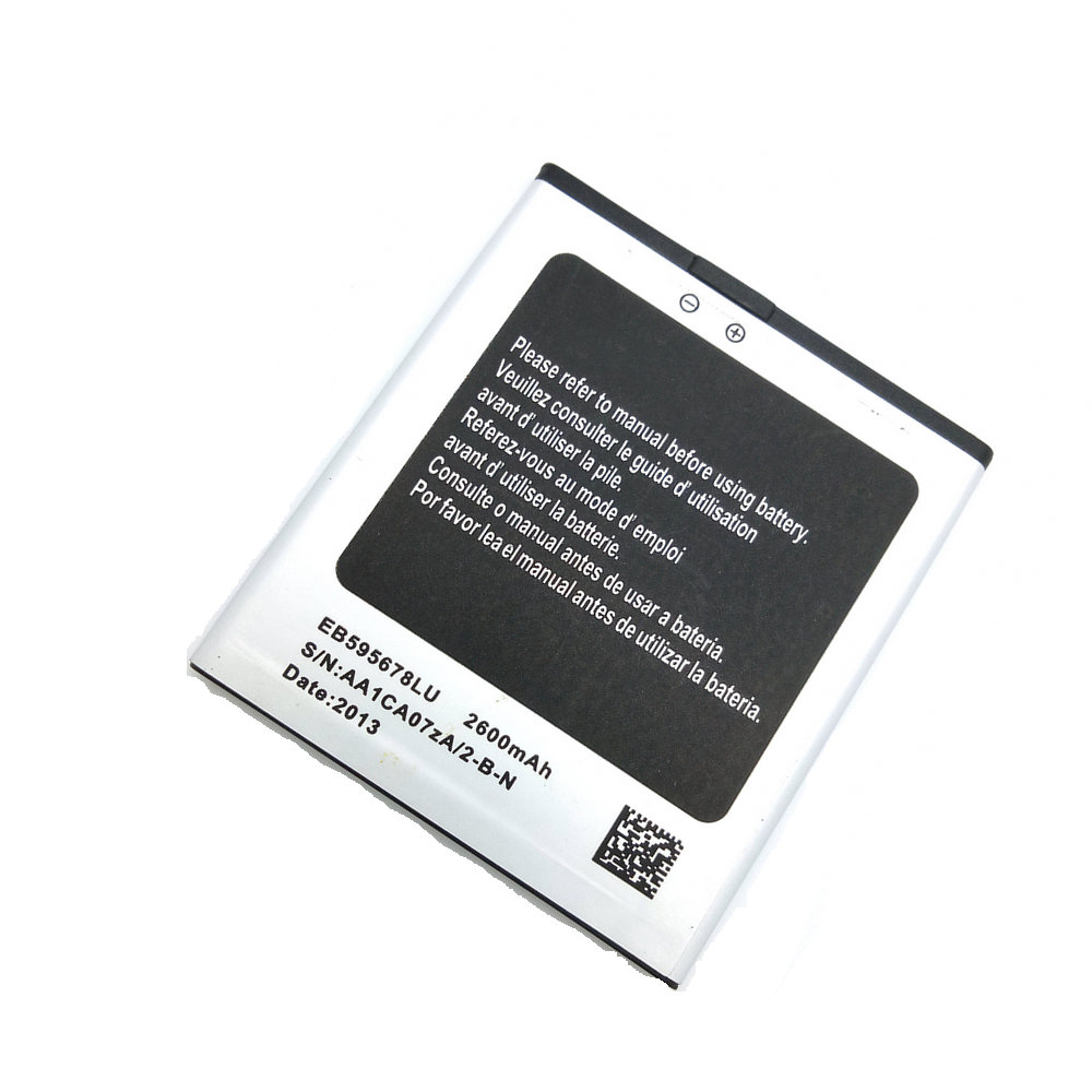 Nouvelle batterie 2600mAh EB595678LU pour téléphone portable HTM Feiteng H9500 (s4 H9500) MTK6589 + Star N9500