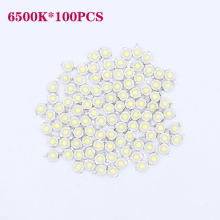Diodes Bulb Light-Beads Smd-Chip High-Power 100PCS LED White 5w 1w 3w for DIY