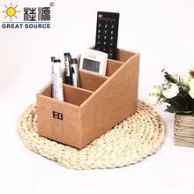Складная коробка для хранения трапеции Домашний Настольный органайзер