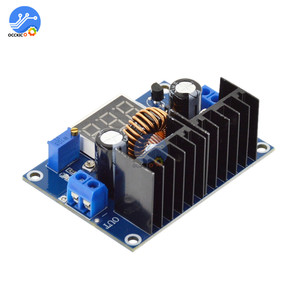 Image 5 - XL4016 200W 8A Charger Module 4 36V To 1.25 36V Step Down Buck Converter PWM Adjustable Power Charging with LED Digital Display