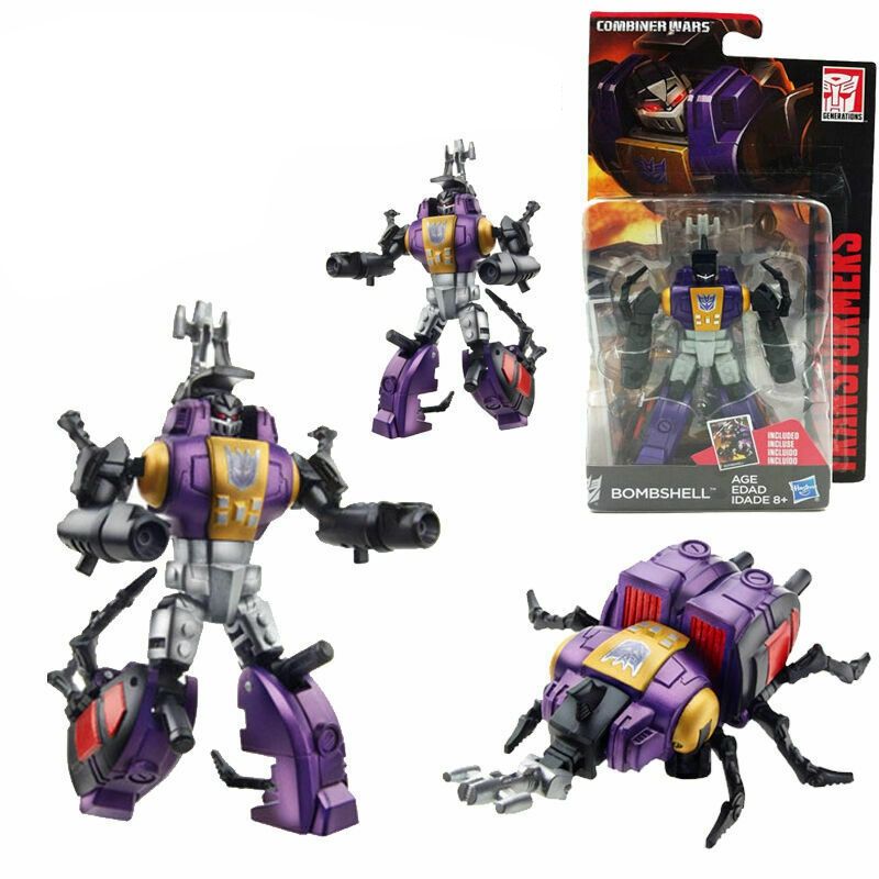 Transformers Warbotron WB-03 Calculation King Fit Gift Set in stock