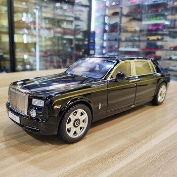 Kyosho Extended Edition Phantom Simulatie Model Auto 1/18 Volwassen Gift Collection Decoratie
