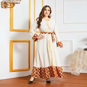 Abaya Dubai Turkey Indian Muslim Hijab Dress Islam Maxi Turkish Dresses For Women Plus Size Clothing Robe Femme Ropa Vestidos