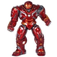 Marvel The Avengers Action Figure Luminescence Hulkbuster Model Toys 20cm