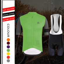2021 Cycling Jerseys Bike Wear Clothes Quick-Dry Sun Proufe Sets Clothing Ropa Ciclismo Hombre ropa de deporte