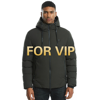 Men Women Electric Heated Jacket For VIP