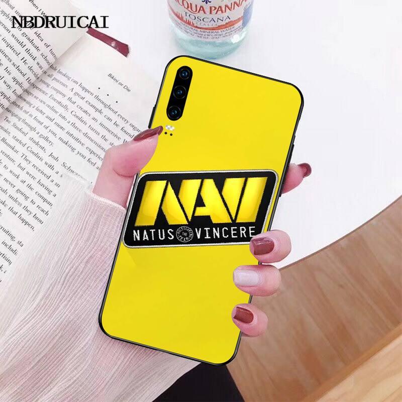 PENGHUWAN Natus Vincere navi Soft Silicone TPU Phone Cover For Huawei NOVA 2 PLUS 2s 2i 3i 3E 4E 5 5I PRO