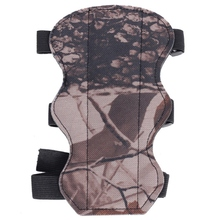Camouflage Armguards Bow Archery Accessories Traditional Recurve Competition Safe Strap Armband Sports Protective Gear