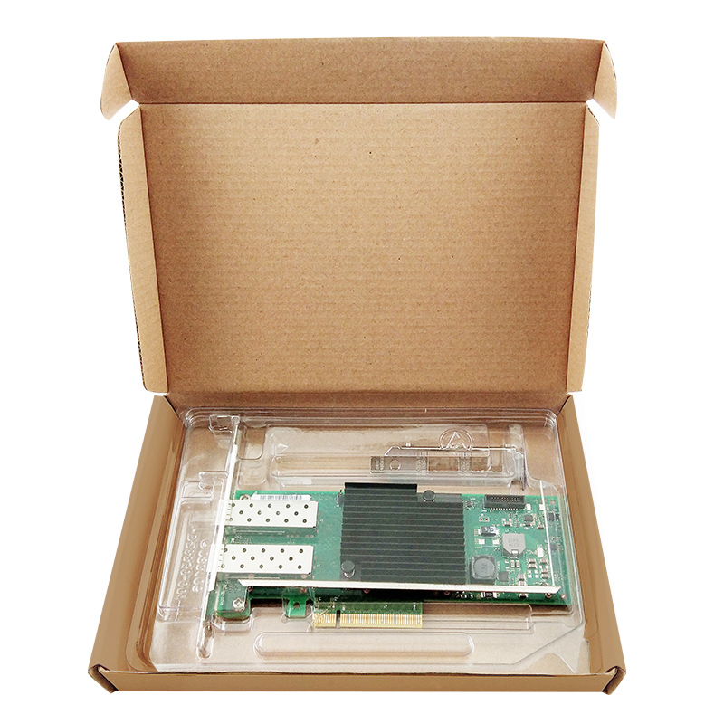 X710-DA2 Network Ethernet Converged Adapter  PCI-Express 3.0 x8 Network Card 10Gb Intel X710 SFP+ 5