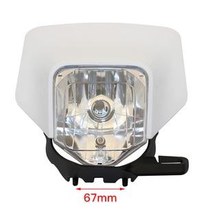 Image 2 - Linterna para cabeza de faro de motocicleta, para Husqvarna te 300 2018 te250 fe te tx fe350 250 350 450 501300 2017 2019