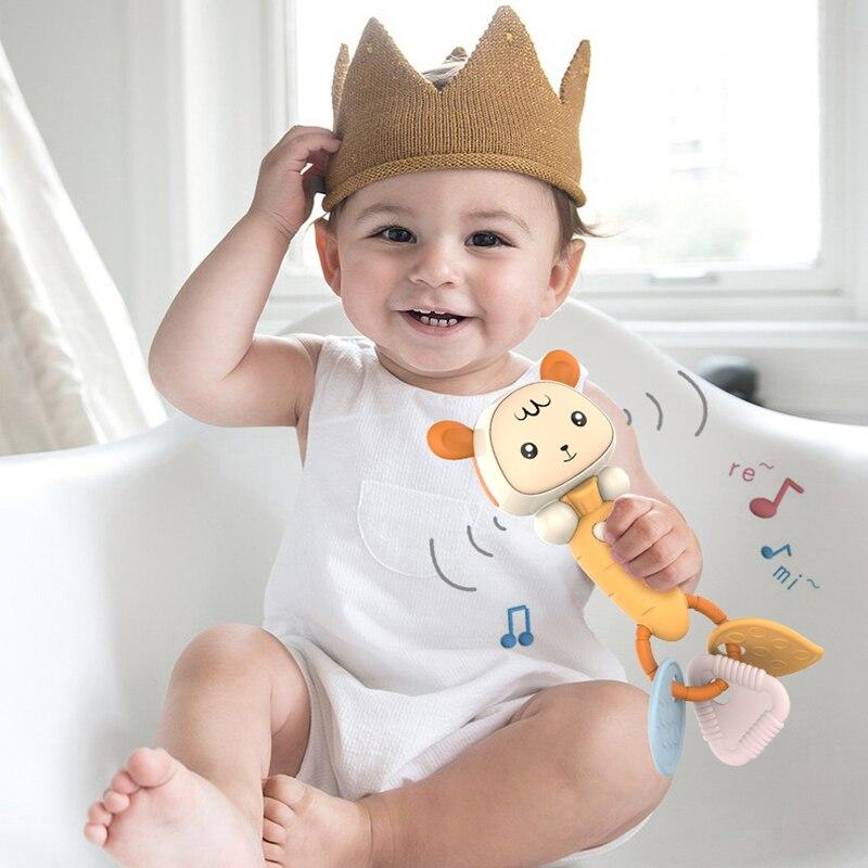 Jouets bébé 0 12 mois bébé hochets jouet nouveau-nés enfants jouets éducatifs Montessori jouets bébé jouets 13 24 mois développement