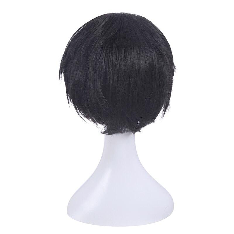 Image 4 - L email wig New YURI!!! on ICE Cosplay Wigs Yuri Katsuki Victor Nikiforov Yuri Plisetsky Short Synthetic Hair Cosplay Wigyuri   -