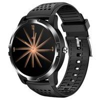 Go3 Smart Uhr Armband Runde Bildschirm EKG Herz Rate Wasserdichte Schlaf Überwachung Sitzende Erinnerung Sport Uhr
