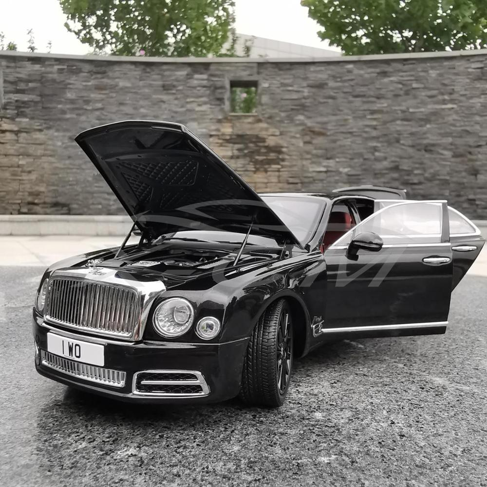 Image 5 - Diecast Car Model Almost Real Bentley Mulsanne W.O. Edition by Mulliner 1:18  + SMALL GIFT!!!!!-in Diecasts & Toy Vehicles from Toys & Hobbies
