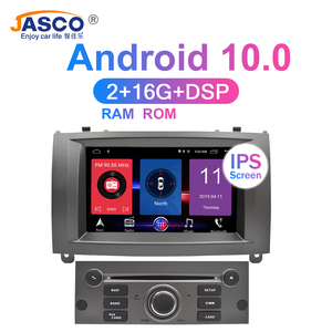 Image 2 - 100% Newest Brand Android 10.0 Car DVD Player GPS Glonass Navigation for Peugeot 407 2004 2010 4GB RAM Multimedia Radio Stereos