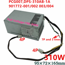 PSU Power-Supply DPS-310AB-1 4pin for HP 680/280/800-600-480/.. Pcg007/Dps-310ab-1/A/..