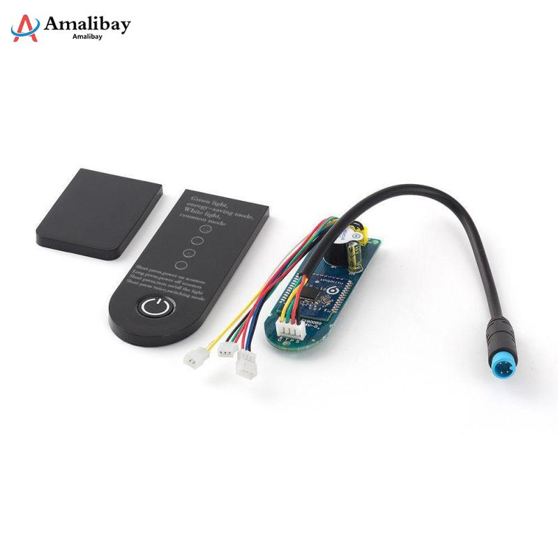 Electric Scooter BT Instrument Circuit Board For Xiaomi Mijia M365 Scooter Dashboard Controller Replacement For Xiaomi M365