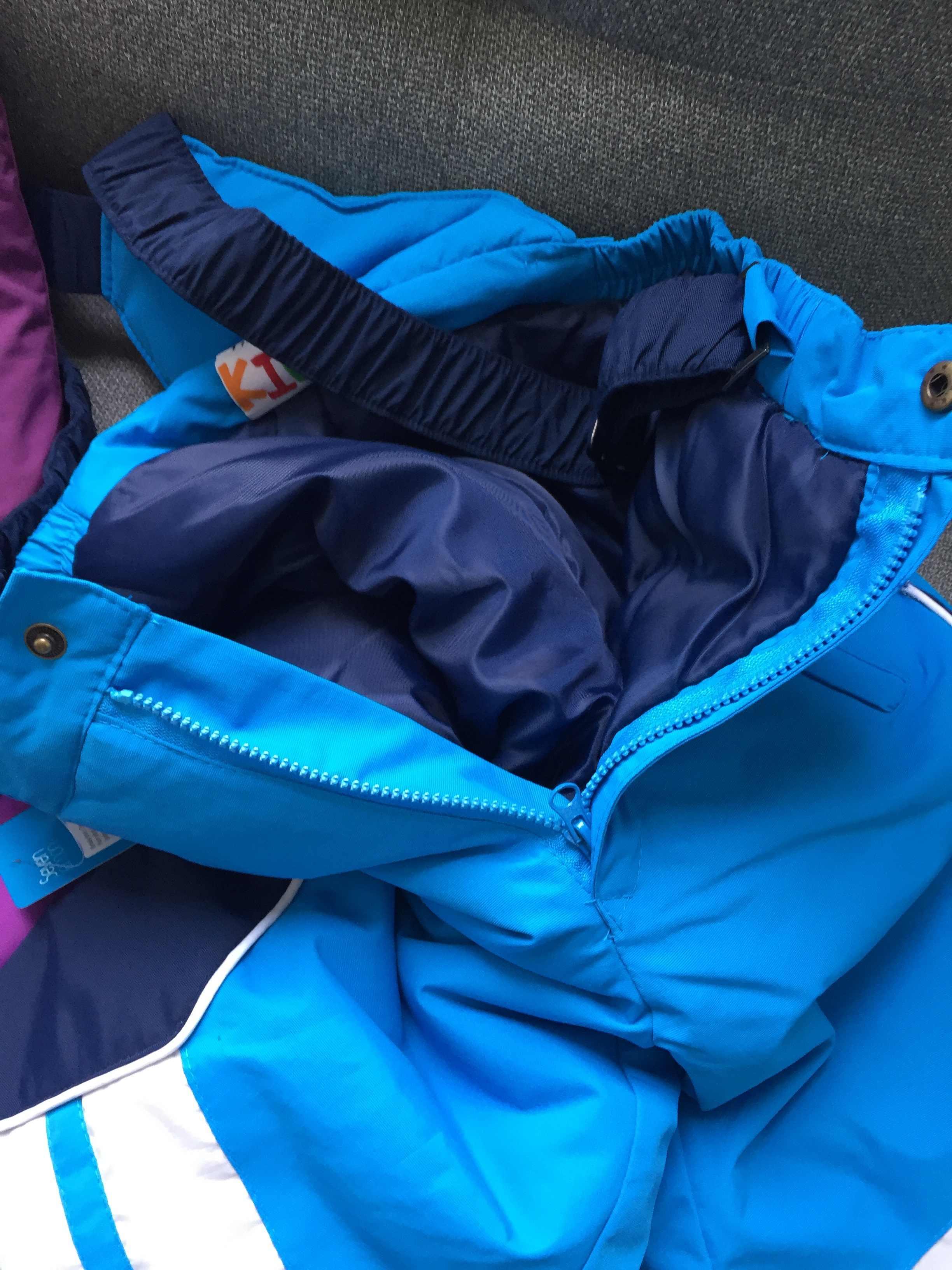 Spodnie narciarskie chłopcy dziewczęta zimowe spodnie zimowe