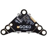Flywoo goku vtx625 pit 25 mw 50 mw 100 mw 200 mw 450 mw vtx comutável fpv transmissor 5 v 30x30x4mm para fpv racing rc zangão palito de dentes